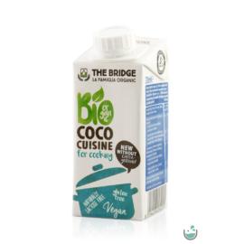 The Bridge Bio Kókuszkrém Főzéshez 200 ml