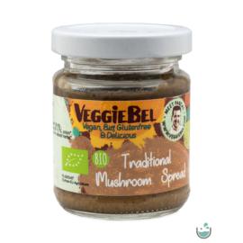 VeggieBel Vegán Bio Gombás Pástétom 115 g – Natur Reform