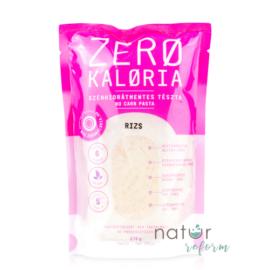 Zero Kaloria Szénhidrátmentes rizstészta 200 g – Natur Reform