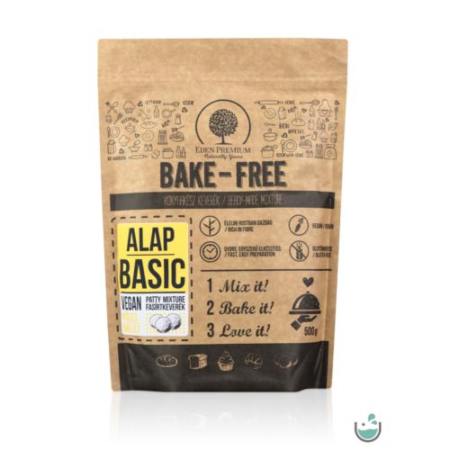 Éden Prémium Bake-Free Alap fasírt keverék - köleses - 500 g - Natur Reform