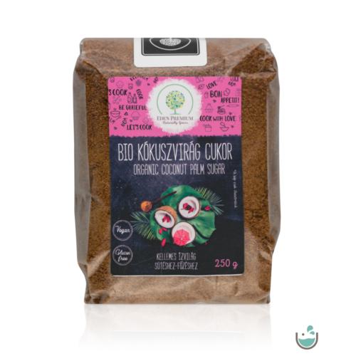 Éden Prémium bio kókuszvirág cukor 250 g – Natur Reform