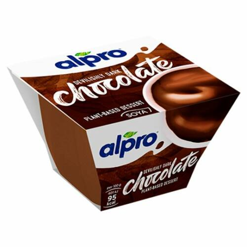 Alpro Csokoládéízű szójadesszert hozzáadott kalciummal és vitaminokkal 125 g
