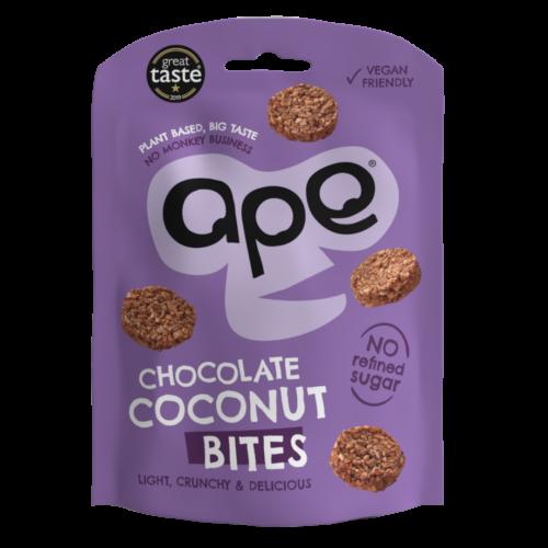 Ape Vegán csokis kókusz falatok 26 g– Natur Reform