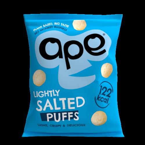 Ape pufigolyók - Sós 25 g – Natur Reform