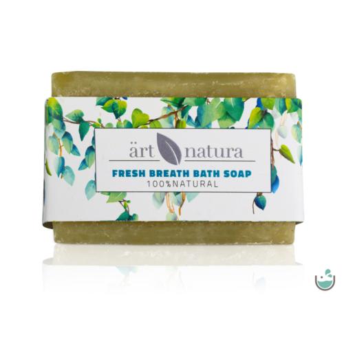 ArtNatura Friss lélegzet fürdőszappan 85 g – Natur Reform