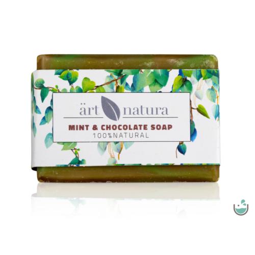 ArtNatura Mentás-Csokis szappan 85 g – Natur Reform