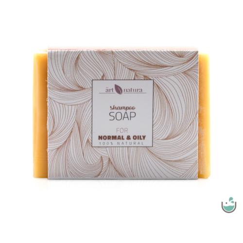 ArtNatura Sampon szappan normál és zsíros hajra 85 g – Natur Reform