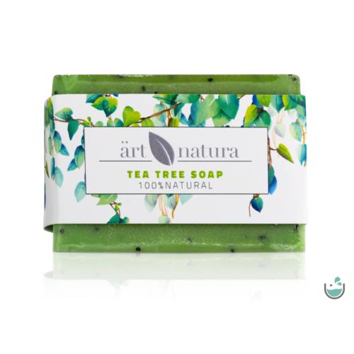 ArtNatura Teafa kézmosó szappan 85 g – Natur Reform