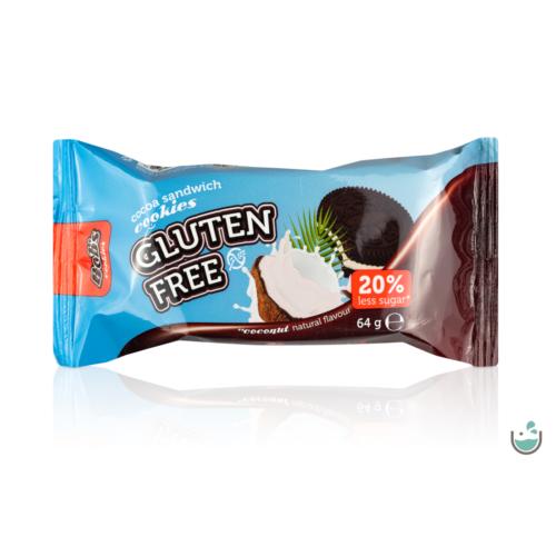 Bob's Kókuszkrémes gluténmentes keksz 64 g – Natur Reform