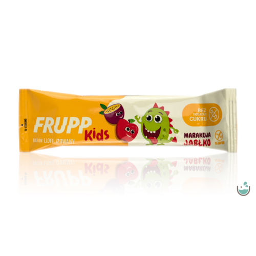 Frupp Kids liofilizált szelet maracujával 10 g – Natur Reform