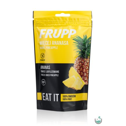 Frupp Liofilizált ananász 15 g – Natur Reform