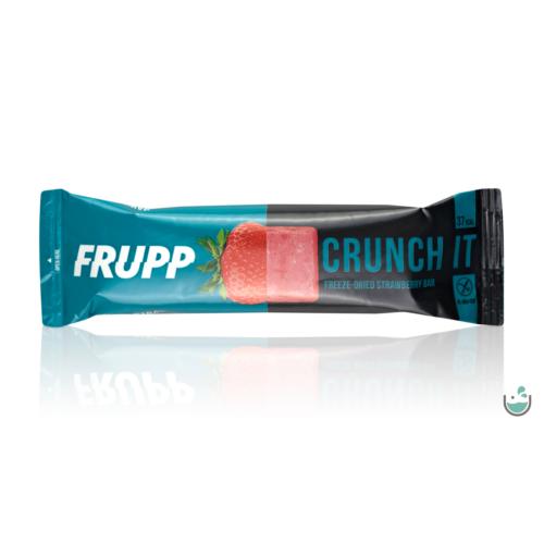 Frupp Liofilizált eper szelet 10 g – Natur Reform