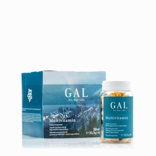GAL Multivitamin [50 adag] – Natur Reform