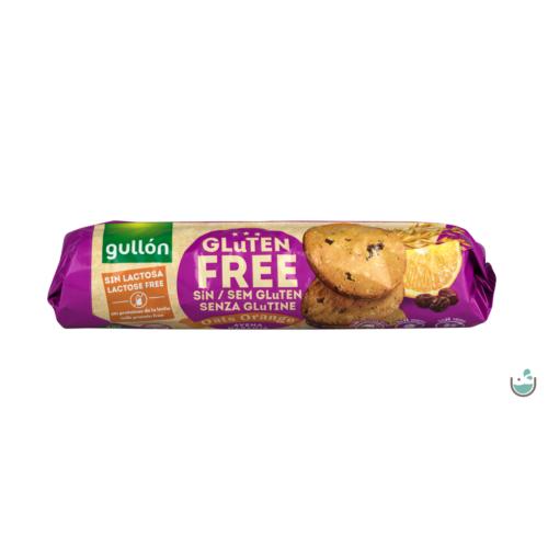 Gullón Oats Orange - gluténmentes keksz zabbal és naranccsal 180 g
