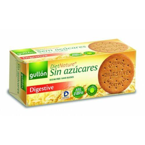 Gullón Digestive cukormentes korpás keksz édesítőszerrel 400 g
