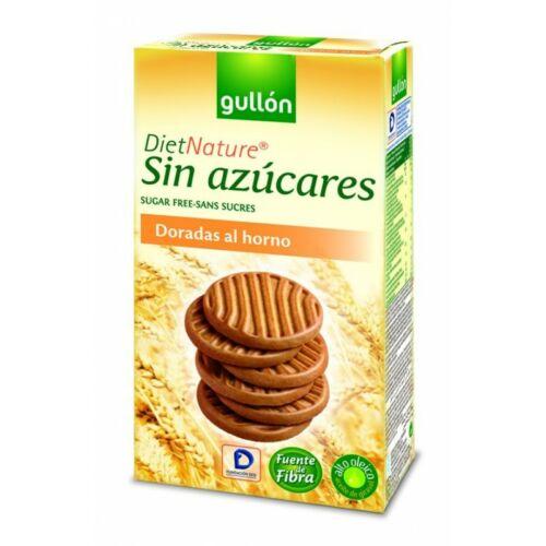 Gullón Dorada cukormentes keksz édesítőszerrel 330 g