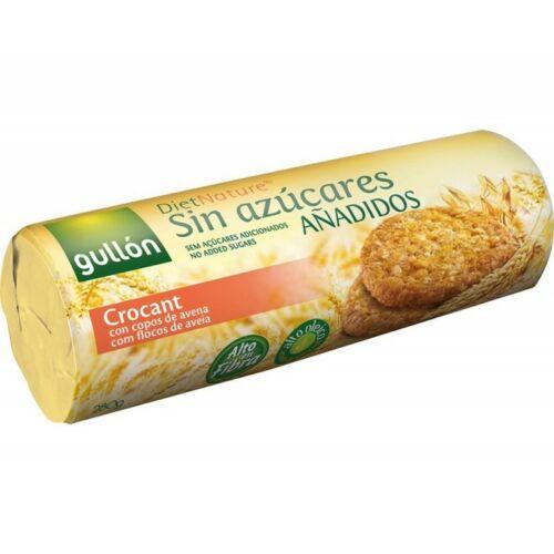 Gullón Crocant zabkeksz hozzáadott cukor nélkül 280 g