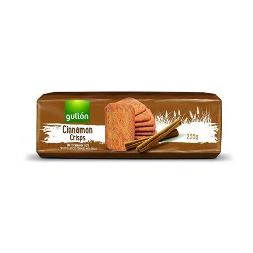 Gullón Fahéjas keksz 235 g - Natur Reform