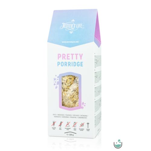Hester's Life pretty porridge- fűszeres zabkása 320 g – Natur Reform