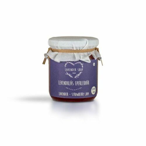 Lavender Tihany Levendulás Eperlekvár 220 ml