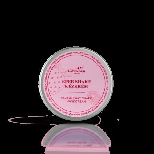 Lavender Tihany Eper Shake Kézkrém 50 ml - Natur Reform