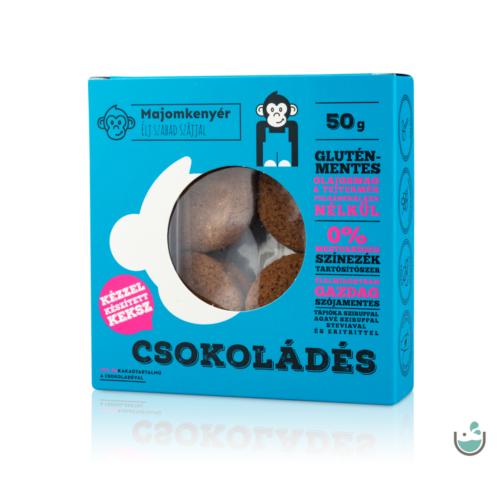 Majomkenyér csokoládés paleokeksz 50 g - Natur Reform