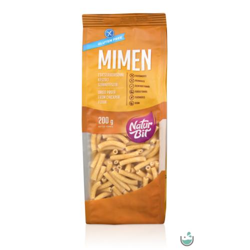 MiMen Csicseriborsó tészta rövid makaróni 200 g – Natur Reform