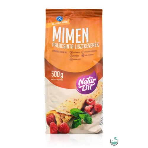 MiMen Palacsinta lisztkeverék 500 g – Natur Reform
