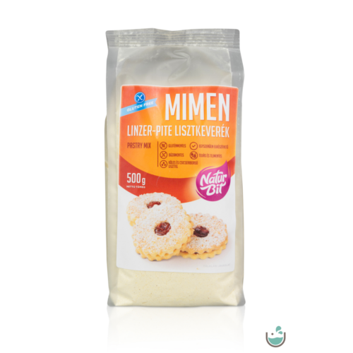 MiMen linzer-pite lisztkeverék 500 g – Natur Reform