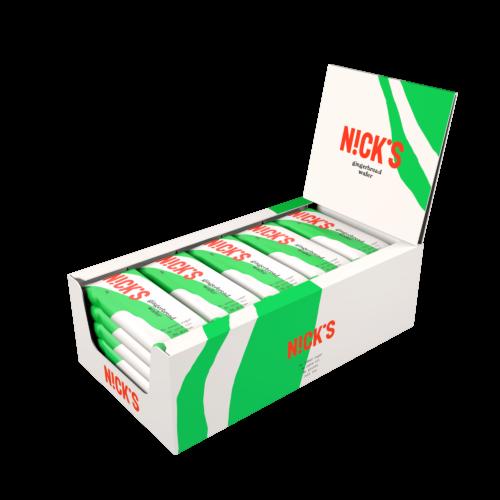 N!ck's Mézeskalácsos csokoládés ostya kínáló 25x40 g