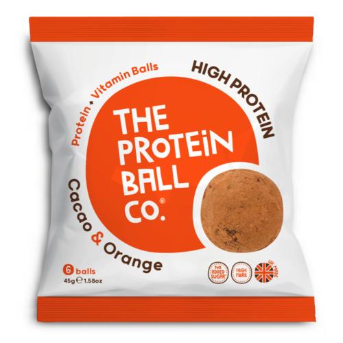 Protein Ball Kakaó + narancs 45 g – Natur Reform