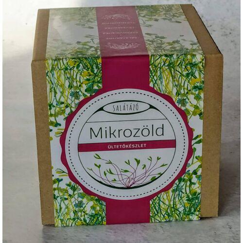 Salátázó Ültetőcsomag ajándéknak fűszeres