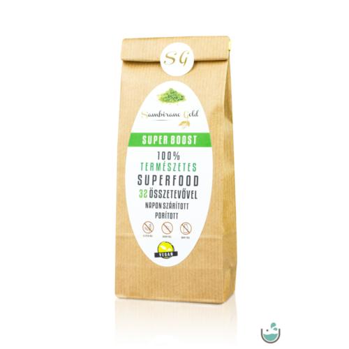 Sambirano Gold super boost – Superfood porkeverék 100 g – Natur Reform