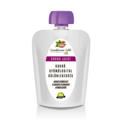 Sambirano Gold Limitált kiadás- Kakaó juice 90 g