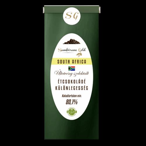 Sambirano Gold South Africa Étcsokoládé Különlegesség 50 g