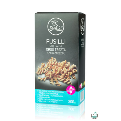 Szafi Free orsó száraztészta 200 g (gluténmentes, vegán) – Natur Reform