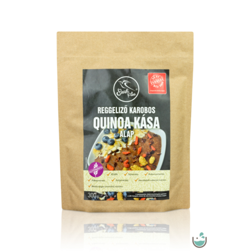 Szafi Free reggeliző karobos quinoa kása alap 300 g – Natur Reform