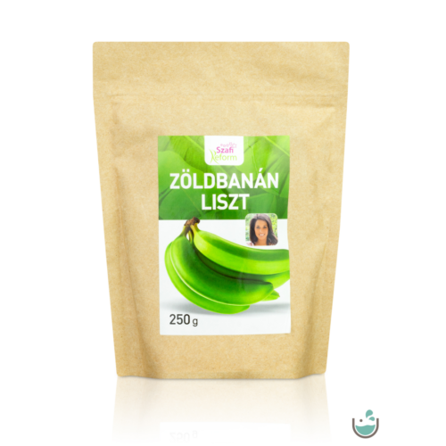 Szafi Reform zöldbanán liszt 250 g