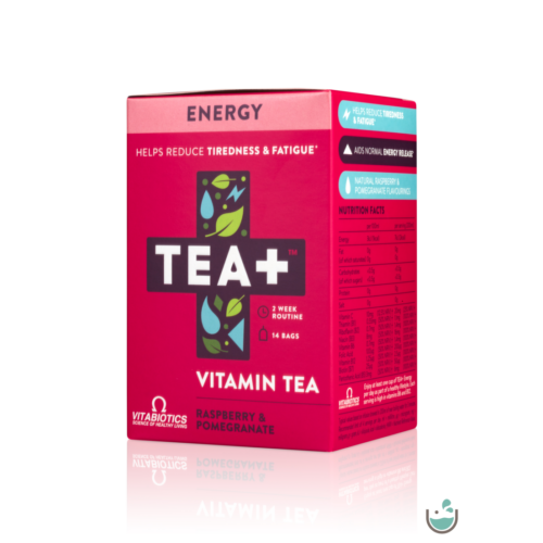 TEA+ Energy Yerba Mate & Ginseng – Natur Reform