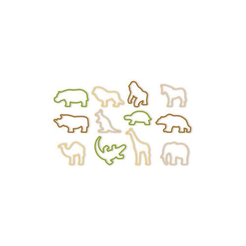 Tescoma DELÍCIA KIDS Állatkertes süti kiszúrók, 12 db – Natur Reform