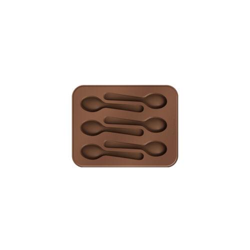 Tescoma DELÍCIA CHOCO csokoládé formácskák, kanalak – Natur Reform