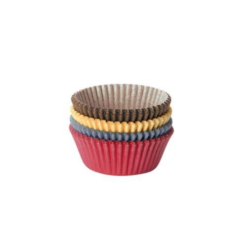 Tescoma DELÍCIA Muffinpapír ø 6.0 cm, 100 db, színes – Natur Reform