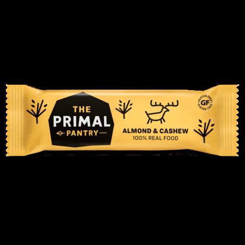 The Primal Pantry Mandula-kesudió vegán szelet 45 g – Natur Reform