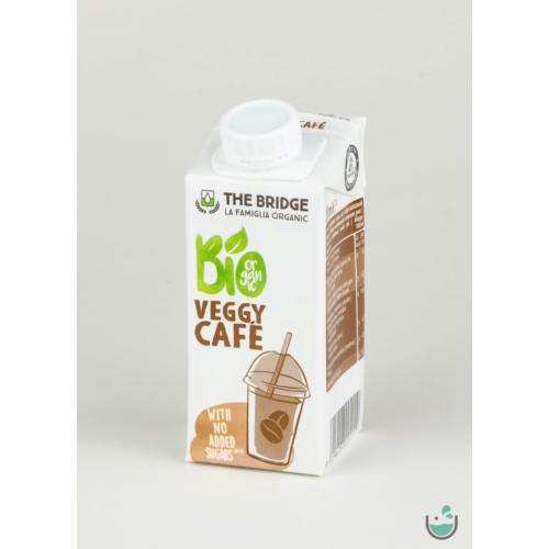 The Bridge bio mandulás és kávés rizsital 200 ml