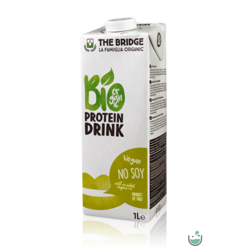The Bridge Bio Csicseriborsó alapú protein drink 1000 ml – Natur Reform