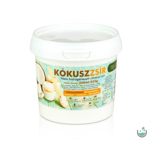 Trigramm kókuszzsír (nem hidrogénezett) 250 ml
