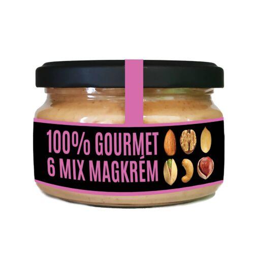 Valentine's 100% gourmet 6 mix magkrém 200 g