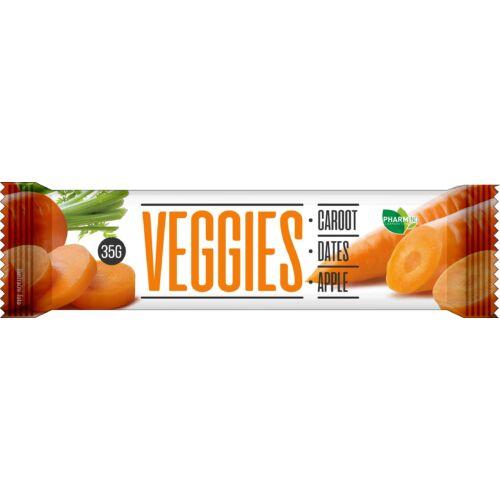 Veggies gyümölcs és zöldségszelet sárgarépával 35 g – Natur Reform