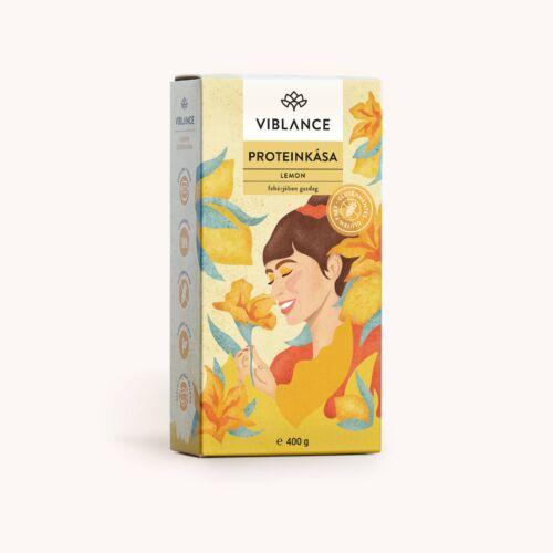 Viblance citromos proteinkása 400 g - Natur Reform