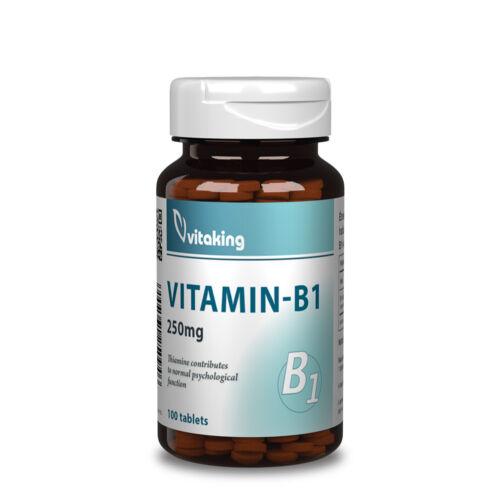Vitaking B1-Vitamin - 100 db – Natur Reform
